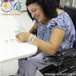 Dia Internacional da Mulher | Pacientes Superam Deficiência | Trabalho