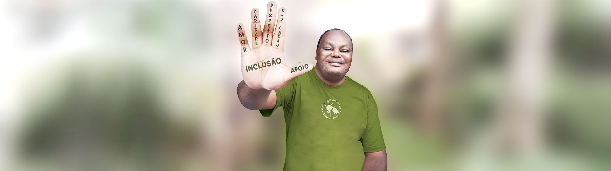 Instituição Casas André Luiz - ONG em Guarulhos Especializada no Atendimento e Luta pela Causa da Pessoa com Deficiência Intelectual